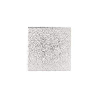 "Culpitt 8"" (203mm) Square Cut Edge Cake Cards (1.1mm Thick) Pack Di 100"