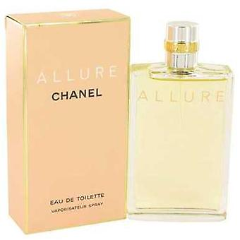 Allure door Chanel Eau de Toilette Spray 3,4 oz (vrouwen) V728-532771
