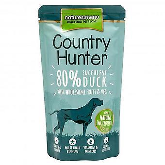 Natures Menu Country Hunter Succulent Duck Wet Dog Food (3 Packs)