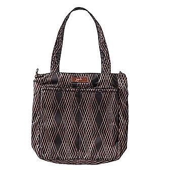 Jujube Be Light - Ultralight bucket bag pattern: prism pink