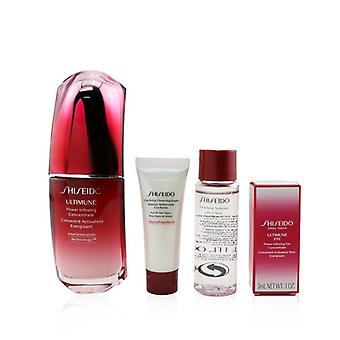 Skin Defense Program Set: Ultimune Power Infusing Concentrate 50ml + Cleansing Foam 15ml + Softener 30ml + Eye Concentra