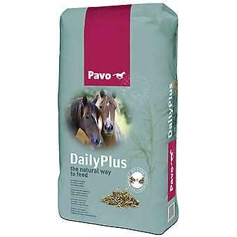 Pavo Pienso para Caballos Daily Plus (Horses , Food , Feed , Chaff and mixtures)