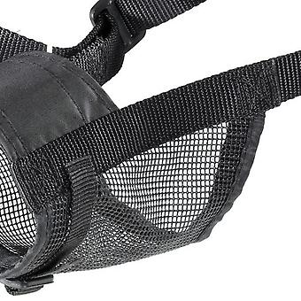 Ferplast Muzzle Net Black Muzzle Sm (Dogs , Collars, Leads and Harnesses , Muzzles)