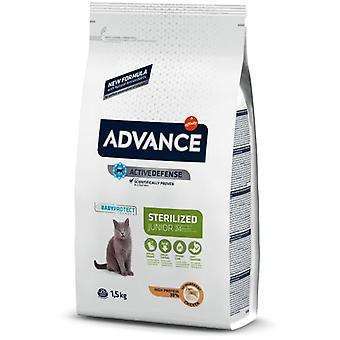 Advance Young Sterilized (Cats , Cat Food , Dry Food)