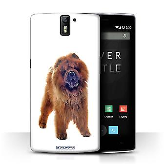 STUFF4 Case/Cover for OnePlus One/Chow Chow/Dog Breeds