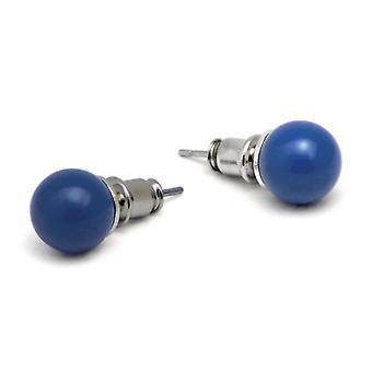 Stud Earrings with Crystal Pearls EMB16.12
