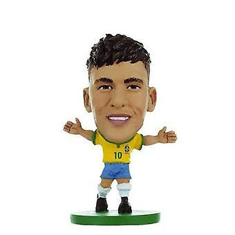 Soccerstarz Brasil Neymar Jr Home Kit