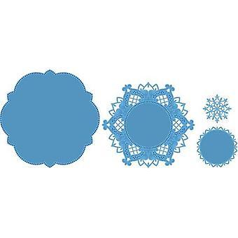Marianne Design Creatables Cutting Dies - Anja's Circle LR0327