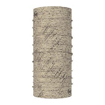 Buff Coolnet UV + Reflekterende Neckwear ~ R-Sølv grå lyng