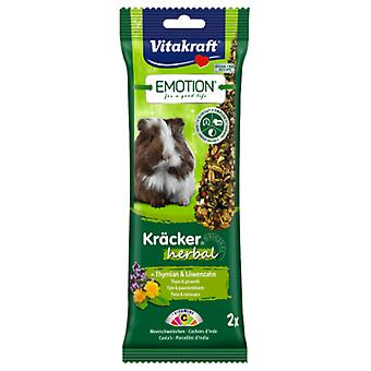 Vitakraft Emotion sticks Herbal Cobayas 2 pcs. (Small pets , Treats)