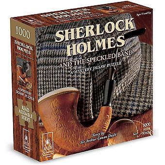 Paul Lamond Classic Mystery Sherlock Holmes 1000 Stuk Puzzel