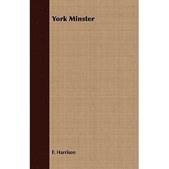 York Minster by Harrison & F.