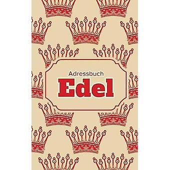 Adressbuch Edel by Us & Journals R