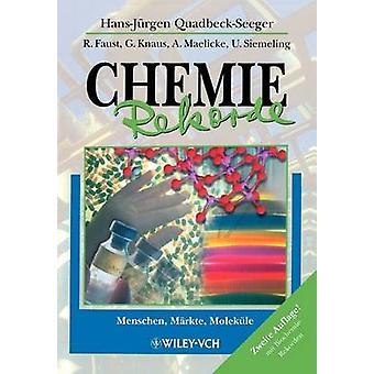 ChemieRekorde Menschen Markte Molekule by QuadbeckSeeger