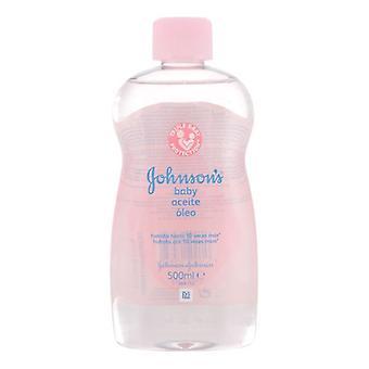 Moisturising Body Oil for Babies Johnson's (500 ml)