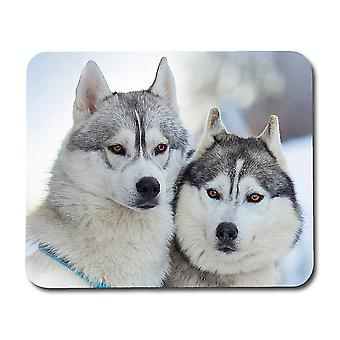 Câine siberian Husky Mouse Pad