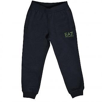 EA7 Boys EA7 Boy's Grey Jogging Bottoms