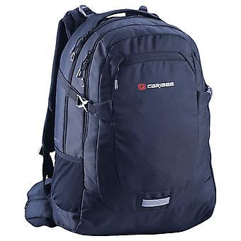 Caribee College 40L X Tend Backpack - Navy