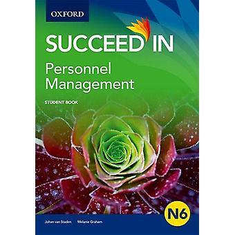 Personnel Management N6 Student Book by Johan van Staden - 9780190747