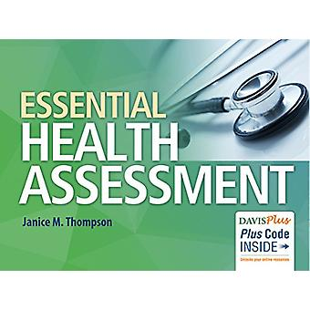 Essential Health Assessment by Thompson - 9780803627888 Book