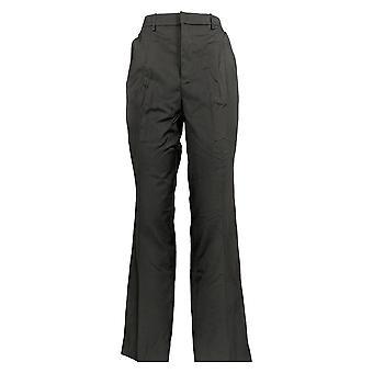 G.I.L.I. got it love it Women's Pants Regular Flared Trouser Black A273267