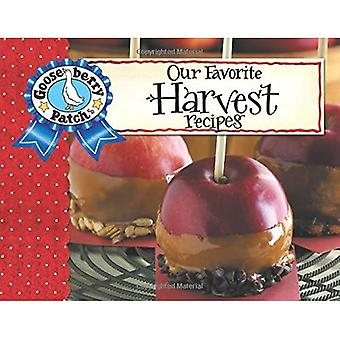 Our Favorite Harvest Recipes with photo cover
