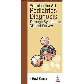 Exercise the Art: Pediatrics Diagnosis Through Systematic Clinical Survey