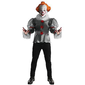 Men Pennywise Deluxe Costume - IT
