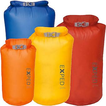 Exped Fold Drybag BS 4 Pack (X-Small - Large)