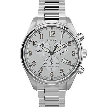 Timex Uhren Waterbury Traditional Chronograph TW2T70400 - Herrenuhr