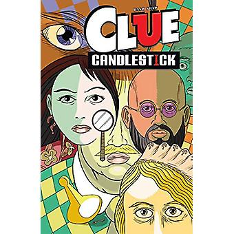 Clue - Candlestick by Dash Shaw - 9781684056118 Book