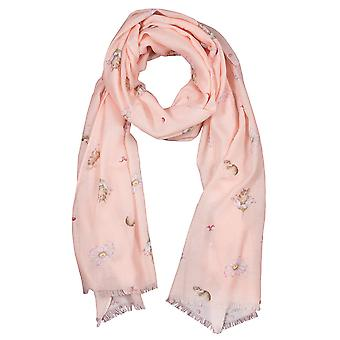 Wrendale Designs Scarf - Oops-A-Daisy