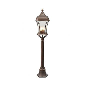 Street Outdoor Bollard Street 3 Bulbs 127 Cm