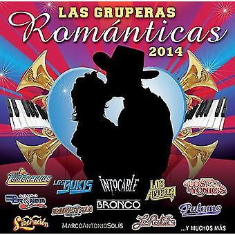 Various Artists - Gruperas Romanticas 2014 Vol 2 [CD] USA import