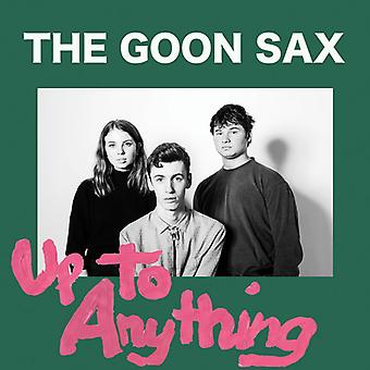 Goon Sax - Up to Anything [CD] USA import