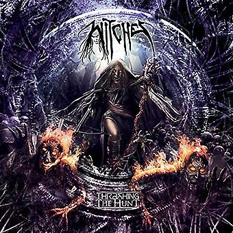 Witches - Thrashing the Hunt [CD] USA import