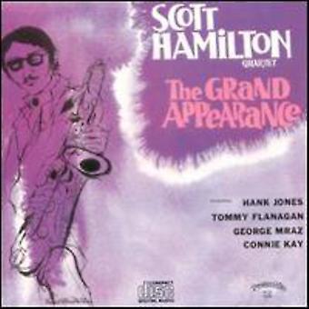 Scott Hamilton - Grand Appearance [CD] USA import