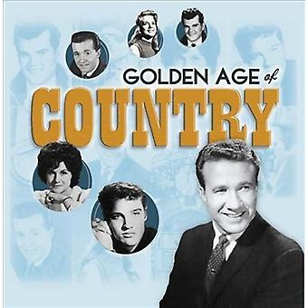 Golden Age Of Country Ii (8cd) [CD] USA import