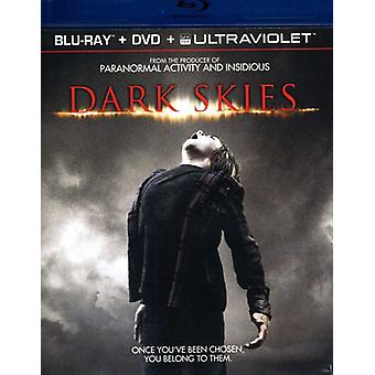 Dark Skies [BLU-RAY] USA import