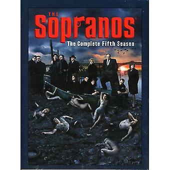 Sopraner - sopraner: Säsong 5 [DVD] USA import