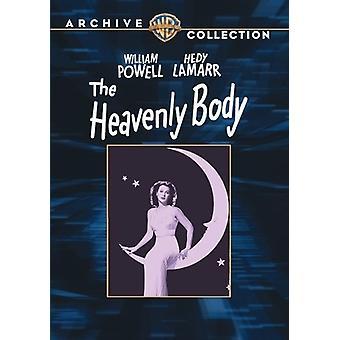 Heavenly Body [DVD] Yhdysvallat tuoda