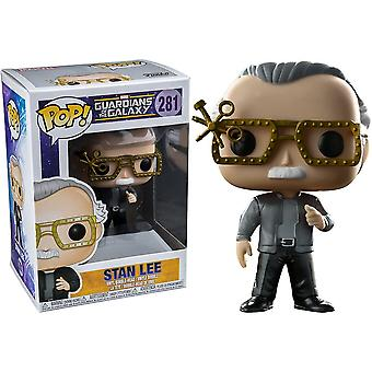 Stan Lee Cameo Guardians of the Galaxy US Pop! Vinyl
