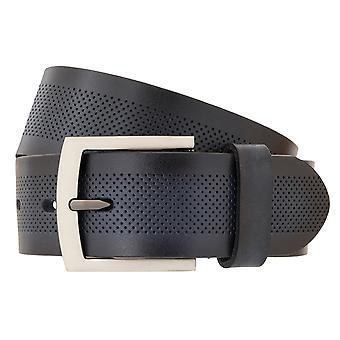 Lloyd Men's Ceintures ceintures pour hommes Ceintures intégrales Marine/Bleu 2588