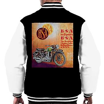 BSA Eclipses Men's Varsity Jacket