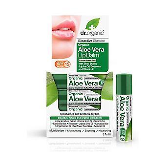 Organic Aloe Vera- Lip Balm 5,7 g