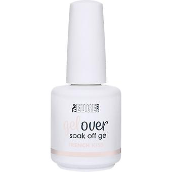 The Edge Nails Gelover 2019 Soak-Off Gel Polish Collection - French Kiss 15ml (2003311)