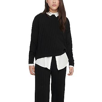 Only Women's Tessa Texture Sweater Loose Fit