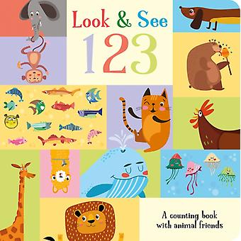 Look  See 123 by Lily & Amber