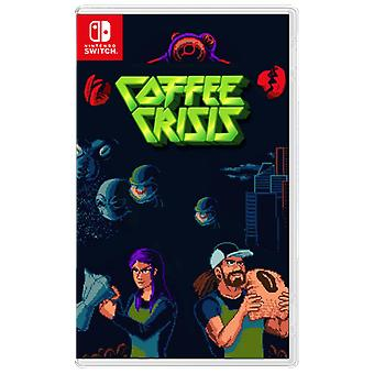 Coffee Crisis Special Edition Nintendo Switch Game