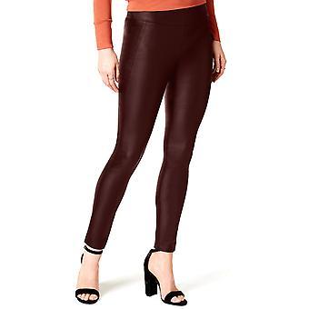 Bar III | Core Fashion Coated Skinny Pants